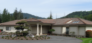 Venetian Stucco Repair in Marysville
