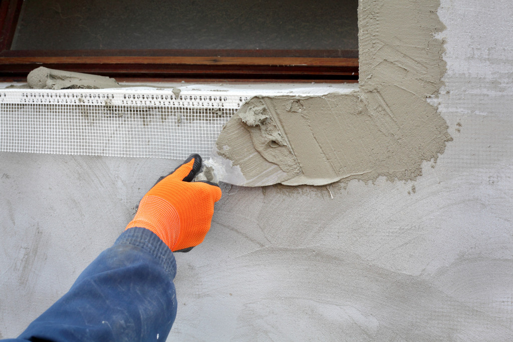 Professional Commercial Stucco in Redmond