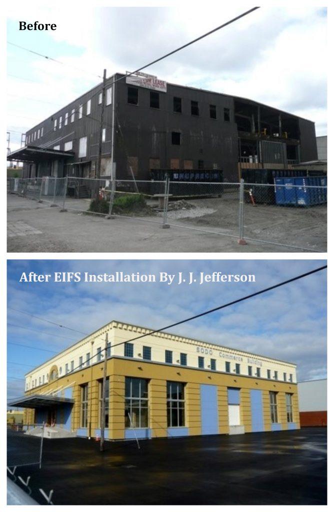 EIFS Company In Tacoma